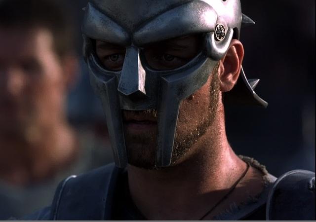 Gladiador - Russel Crowe