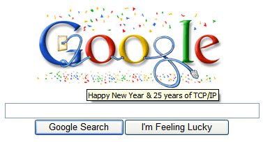 january 1-2008 google logo