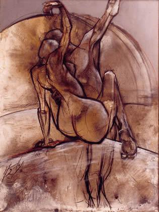 pintura erotica