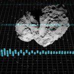 misteriosa melodía del cometa 67P